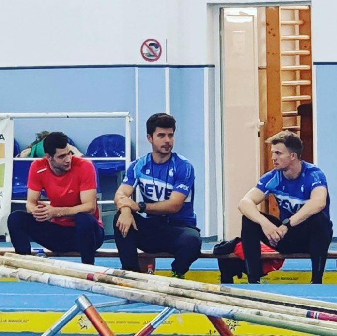 Întreceri atletice în Sala ''Ioan Soter'' din Complexul Sportiv Naţional ''Lia Manoliu''