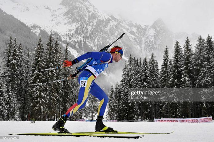 Rezultate pentru români la Mondialul de Biatlon din Slovenia