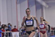 Andrea Miklos s-a impus la 400 metri în reuniunea de sală la Gent (Belgia).