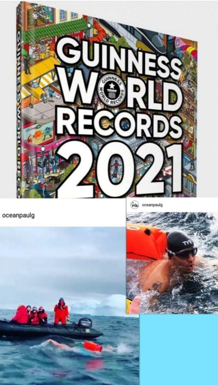 Guinness World Records validează performanța unică a românului Paul Georgescu