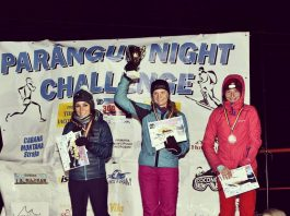 Leonard Mitrica si Crina Buzgan se remarca la Parangul Night Challenge 2021