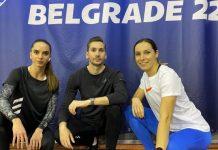 Mikloș și Parge câștigă la 400m. Și Nesteriuc se impune la 60 m. garduri în Serbia