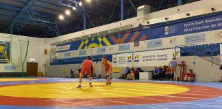 Luptătoarea Alina Vuc a obţinut bronz la Roma, la turneul''Matteo Pellicone''.