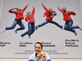 Ana Maria Popescu s-a calificat la Jocurile Olimpice de la Tokyo!