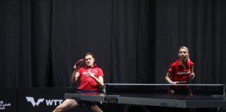 Bernadette Szocs și Ovidiu Ionescu sunt pe podium la WTT Contender Doha