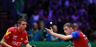 Ovidiu Ionescu adună medalii pentru România la Doha. Pe podium la tenis de masă