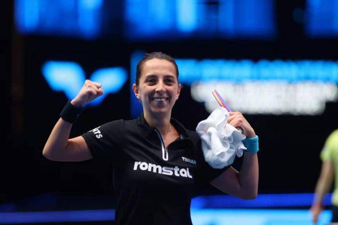Elizabeta Samara a obţinut medalia de bronz la WTT Middle East Hub la Doha