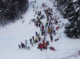 Mini Cupa României la schi alpin. Bilanț după 10 întreceri