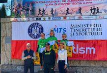 Mădălina Florea este câștigătoarea Etapei 1 din cadrul Campionatului Național de alergare montană pe distanță scurtă