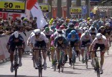 Eduard Grosu îl sprijină pe Jose Manuel Diaz pentru victorie în Turul Turciei