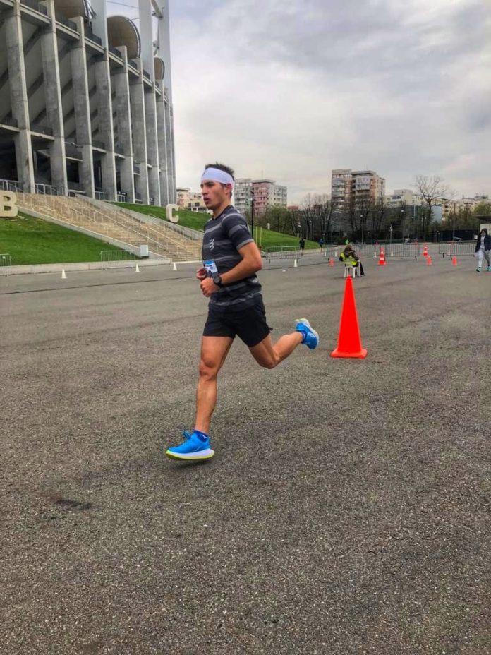 Dan Hriscu a vorbit despre participarea la Campionatele Naționale de Ultra Alergare