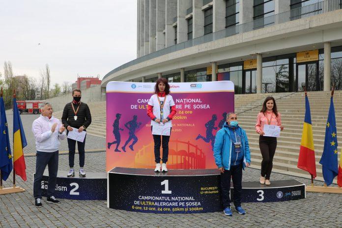 Nicoleta Ciortan s-a impus la 50 de kilometri la Naționale! Declarația campioanei