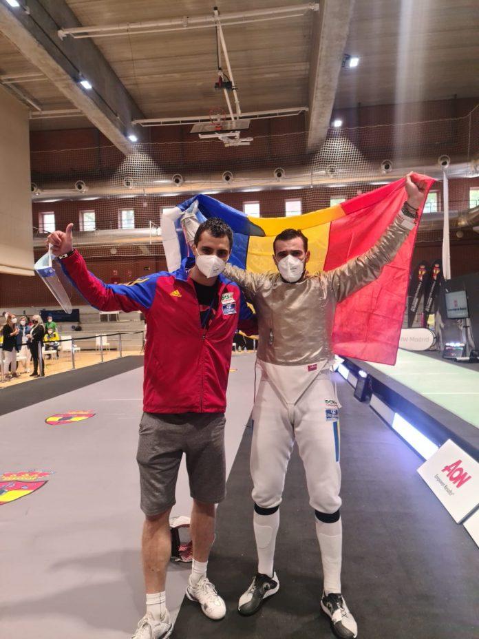 Iulian Teodosiu s-a calificat la Jocurile Olimpice după victoria de la Madrid.