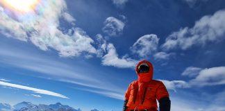 Marius Purice misiune îndeplinită pe Everest! Viața la 8848,86 metri!