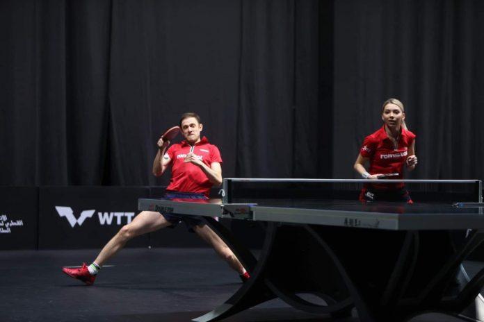 Bernadette Szocs şi Ovidiu Ionescu vor evolua la Jocurile Olimpice la dublu mixt