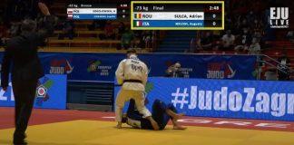Adrian Șulcă a urcat pe podium la fiecare turneu de judo în acest an