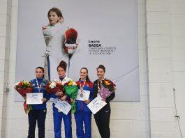 Cei mai buni tineri floretiști.Anca Săveanu și Silviu Roșu de la Steaua sunt campionii