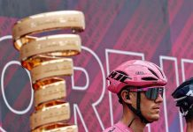 Ciclistul care în 2010 concura în Turul României e leader în IL Giro!