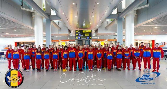 19 medalii pentru România în Spania la Europeanul de Culturism&Fitness