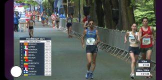 Recorduri naționale pentru România la Campionatul European de marș de la Poděbrady