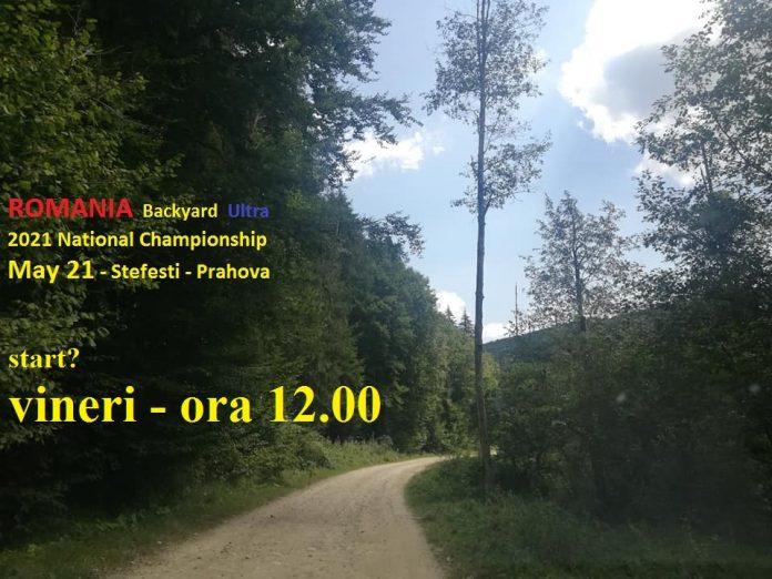 Romania Backyard Ultra! AIMX e în concurs! Apar abandonurile