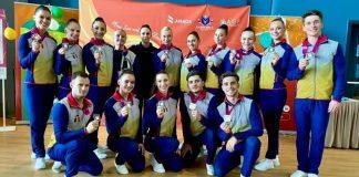 Gimnaștii români se remarcă de la Varna la Baku. Performanță în Europa!