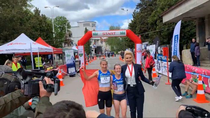 Mădălina Florea a câștigat la Campionatul Balcanic de Alergare Montană. Declarații