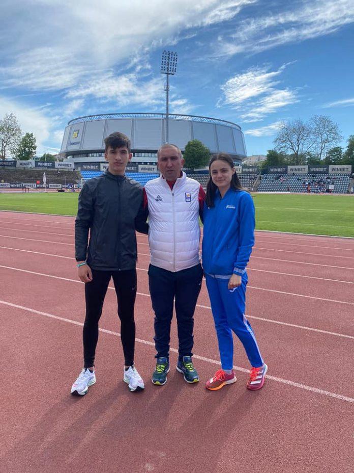 "Trei atleți ai CSM Dorna Vatra-Dornei vor concura la ""Moldovan Youth Challenge"