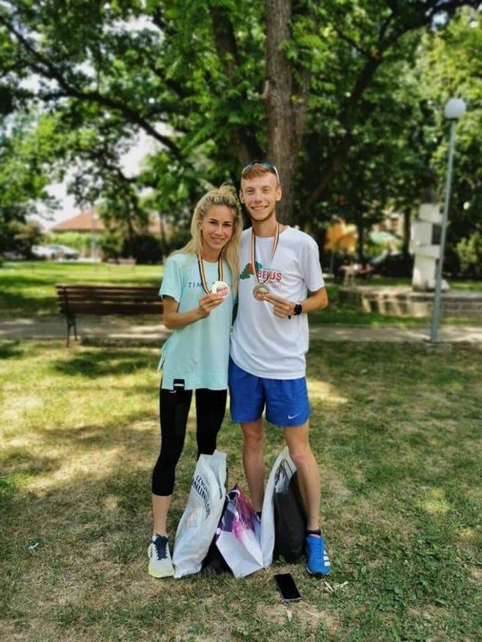 Beiuș Running Day întrecere câștigată de Mădălina Florea.Elena Pagu a concurat!