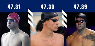 David Popovici e numărul 1 la timpul scos în acest sezon la 100 metri liber la înot