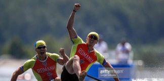 De 21 de ani canoiştii români nu au mai luat medalie olimpică.