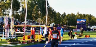 Alexandru Novac este primul atlet vrâncean calificat la Tokio