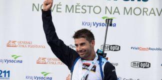George Buta a adus primul titlu mondial la seniori României în biatlonul pe role!