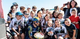 Daniel Babor câștigă etapa a patra din Turul României, Edi Grosu e pe 5 de ziua lui