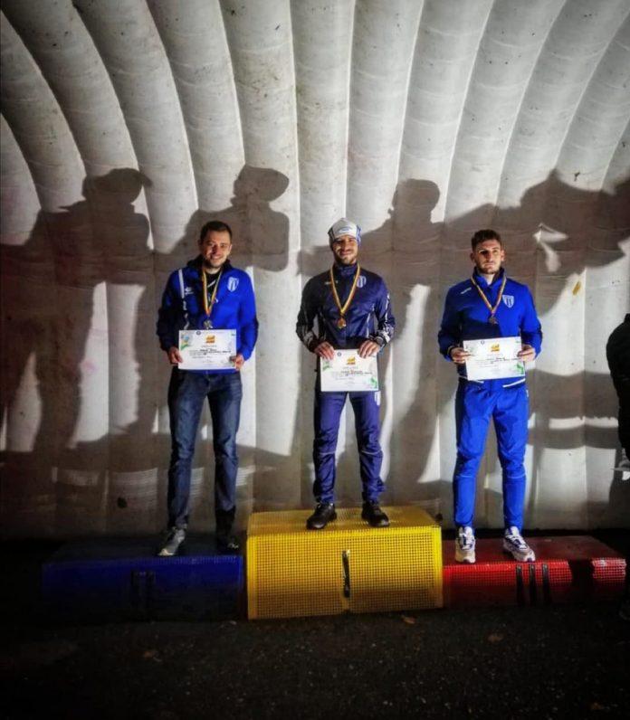 Alex Blejdea a câștigat la Campionatul Național de Orientare de noapte. Andra Anghel e și ea în top